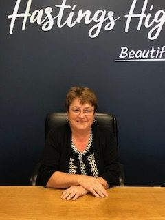 Joan Nieman - Financial Analyst - Payables for the Municipality of Hastings Highlands