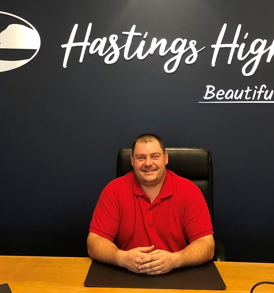 Ryan Storey - Operations Supervisor for the Municipality of Hastings Highlands